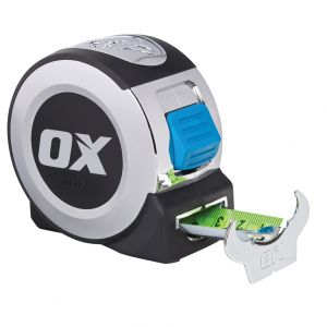 Image for OX Professional Chrome Case Tape Measure
