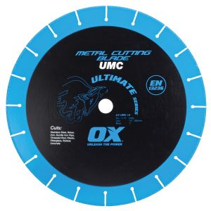 Image for OX Ultimate UMC 14in Chop Saw Metal Cutting Blade