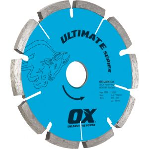 Image for OX Ultimate UMR Tuck Pointing Diamond Blade