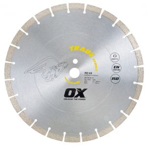 Image for OX Trade Diamond Blade - General Purpose / Concrete - Long Life